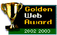Gewinner des Golden Web Award USA 2002/2003